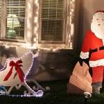Christmas Decorations Lights Lighting Bermuda December 2011-1-58