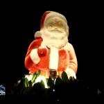 Christmas Decorations Lights Lighting Bermuda December 2011-1-6