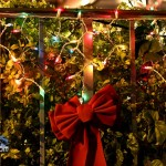 Christmas Decorations Lights Lighting Bermuda December 2011-1-8