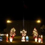 Christmas Decorations Lights Lighting Bermuda December 2011-1-81