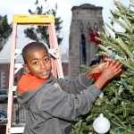 Premier's Tree Lighting Ceremony Bermuda December 3 2011-1-4