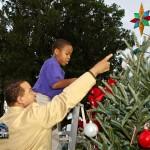 Premier's Tree Lighting Ceremony Bermuda December 3 2011-1-7