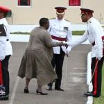 Bermuda Regiment Recruit Camp Passing Out Parade January 28 2011-1-5