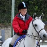 Horse Jumping Show Bermuda January 28 2011-1-11