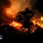 Pembroke Dump Fire Bermuda March 29 2012-1-2