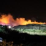Pembroke Dump Fire Bermuda March 29 2012-1-26