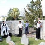 Annual Commemorative Service For King's Pilot James 'Jemmy' Darrell Bermuda Apr 14 2012 (14)