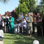 Annual Commemorative Service For King's Pilot James 'Jemmy' Darrell Bermuda Apr 14 2012 (15)