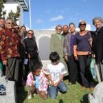 Annual Commemorative Service For King's Pilot James 'Jemmy' Darrell Bermuda Apr 14 2012