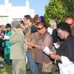 Annual Commemorative Service For King's Pilot James 'Jemmy' Darrell Bermuda Apr 14 2012 (17)