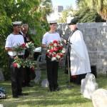 Annual Commemorative Service For King's Pilot James 'Jemmy' Darrell Bermuda Apr 14 2012 (23)