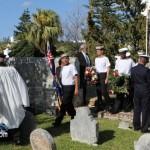 Annual Commemorative Service For King's Pilot James 'Jemmy' Darrell Bermuda Apr 14 2012 (5)