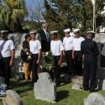 Annual Commemorative Service For King's Pilot James 'Jemmy' Darrell Bermuda Apr 14 2012 (6)