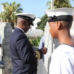 Annual Commemorative Service For King's Pilot James 'Jemmy' Darrell Bermuda Apr 14 2012 (7)