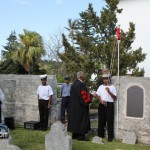 Annual Commemorative Service For King's Pilot James 'Jemmy' Darrell Bermuda Apr 14 2012 (9)