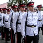 Queens Birthday Parade Bermuda June 9 2012-1-13