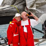 Rambler Finishes Newport Bermuda Race, June 17 2012-1