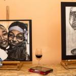 Sarai Hines Art Exhibit Bermuda June 10 2012-1