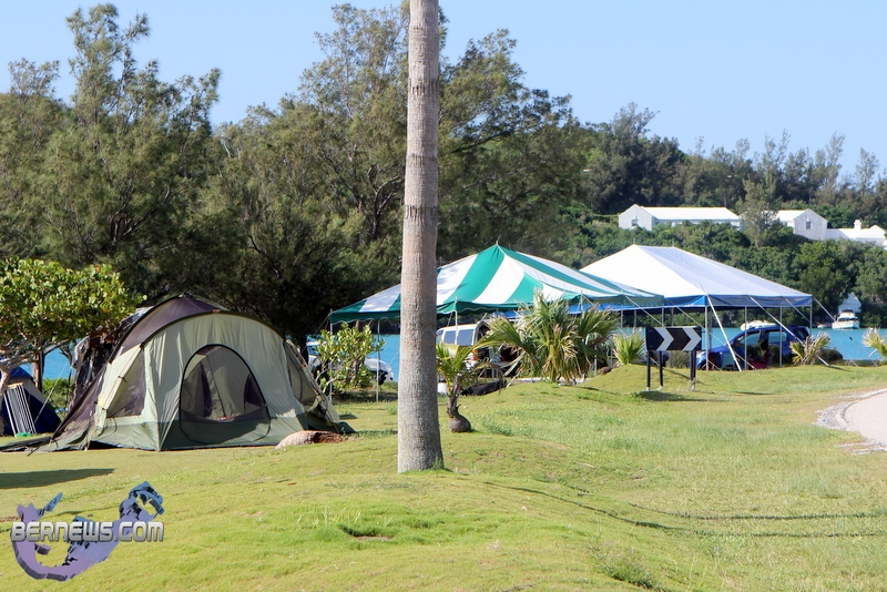 Early Cup Match Campers Bermuda July 31 2012 (2)