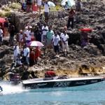 Bermuda Powerboat Around The Island Race, August 12 2012 (39)