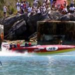 Bermuda Powerboat Around The Island Race, August 12 2012 (41)