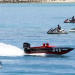 Bermuda Powerboat Around The Island Race, August 12 2012 (44)