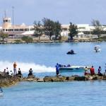 Bermuda Powerboat Around The Island Race, August 12 2012 (54)