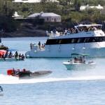 Bermuda Powerboat Around The Island Race, August 12 2012 (58)