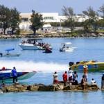 Bermuda Powerboat Around The Island Race, August 12 2012 (65)