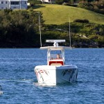 Chris Fertig Arrives In Bermuda, August 5 2012 (1)