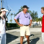 Chris Fertig Arrives In Bermuda, August 5 2012 (12)
