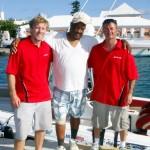 Chris Fertig Arrives In Bermuda, August 5 2012 (4)