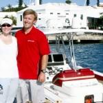Chris Fertig Arrives In Bermuda, August 5 2012 (5)