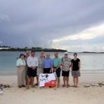 Fripper Turtle Release Clearwater Beach Bermuda August 14 2012 (27)