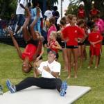 Celebrating Wellness Victoria Park Bermuda September 12 2012 (2)