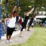Celebrating Wellness Victoria Park Bermuda September 12 2012 (7)