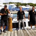 Fabio Buzzi in Col Moschin Set New New York to Bermuda Challenge Record, September 28 2012 (3)