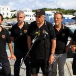 Fabio Buzzi in Col Moschin Set New New York to Bermuda Challenge Record, September 28 2012 (4)