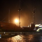 St George's as Hurricane Rafael Passes Bermuda, October 16 2012 (2)