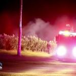 Belmont Golf Course Fire Bermuda, November 29 2012 (1)