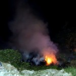 Belmont Golf Course Fire Bermuda, November 29 2012 (3)