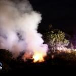Belmont Golf Course Fire Bermuda, November 29 2012 (4)
