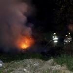 Belmont Golf Course Fire Bermuda, November 29 2012 (6)