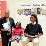 Daddy & I Explore The Caves Book Launch HSBC Bermuda, Nov 7 2012 (9)