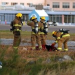LF Wade International Airport Emergency Services Training Exercise, Bermuda November 29 2012 (10)