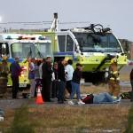 LF Wade International Airport Emergency Services Training Exercise, Bermuda November 29 2012 (11)