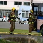 LF Wade International Airport Emergency Services Training Exercise, Bermuda November 29 2012 (3)