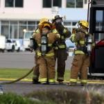 LF Wade International Airport Emergency Services Training Exercise, Bermuda November 29 2012 (4)