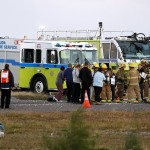 LF Wade International Airport Emergency Services Training Exercise, Bermuda November 29 2012 (7)
