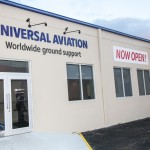 Universal Aviation Bermuda, November 8 2012-11